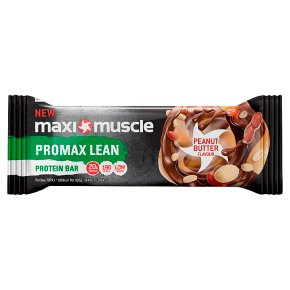 Maxi Muscle Promax Peanut Butter Bar