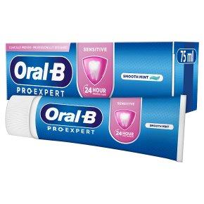Oral B Pro Expert Sensitive & Gentle Whitening Toothpaste