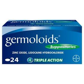 Germoloids Suppositories