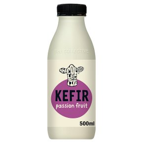 The Collective Kefir Passion Fruit 'n' Ginseng