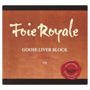 Foie Royale Goose Liver Block
