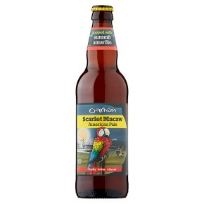 Oakham Ales Scarlet Macaw England