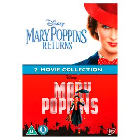 UCA Mary Poppins Double Pack