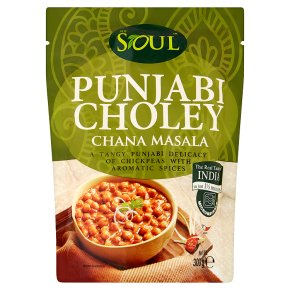 Soul punjabi choley
