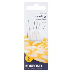 Korbond Needles Easy Threading 4/8