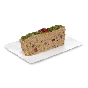 PW Pate with tequilla & cranberry