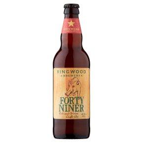 Ringwood Brewery Forty Niner Premium Ale