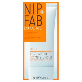 Nip+Fab Post Glycolic Moisturiser