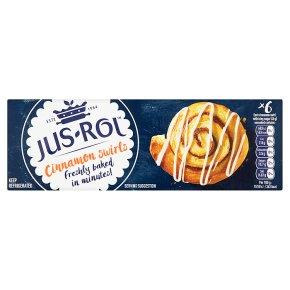 Jus-Rol Cinnamon Swirls Dough x6