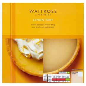 Waitrose lemon tart