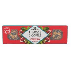 Thomas.J.Fudge's Decadent Dark Chocolate Florentine
