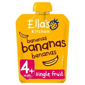 Ella's Kitchen Puree Bananas