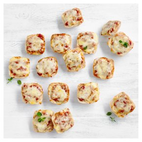 Waitrose Entertaining Mini Cheese & Tomato Pannini Pizza 24 Pieces