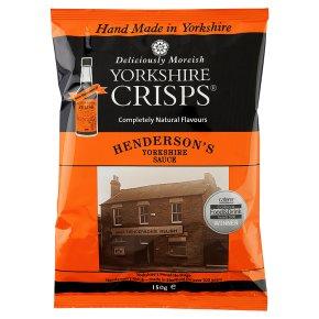 Yorkshire Crisps - Henderson's sauce