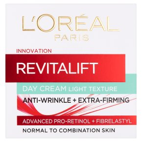 L'Oréal Revitalift Day Cream Light