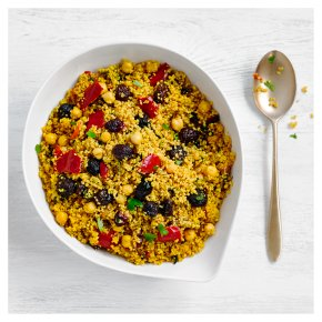 Fruity Moroccan Couscous Salad