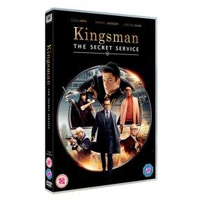 DVD Kingsman: The Secret Service