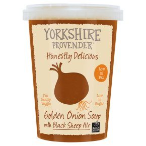 Yorkshire Provender Golden Onion Soup