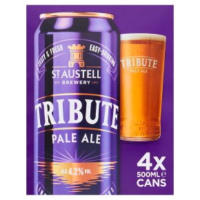 St. Austell Brewery Tribute Cornwall