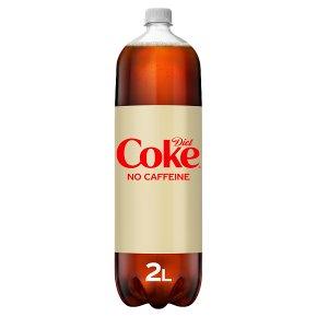 Diet Coke No Caffeine