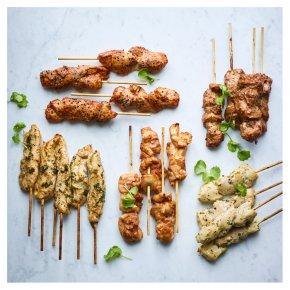 Chicken Kebab Selection