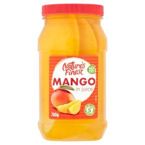 Nature's Finest Mango in Juice