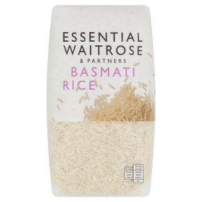 essential Waitrose Basmati Rice