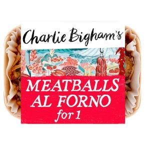 Charlie Bigham's Meatballs Al Forno