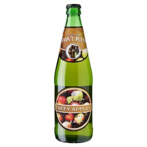 Tomos Watkins Taffy Apples Cider
