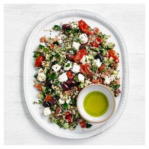 Feta, Olive, SunBlush® Tomato and Tabbouleh Salad
