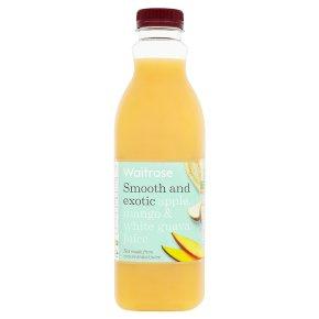 Waitrose Apple Mango & White Guava Juice