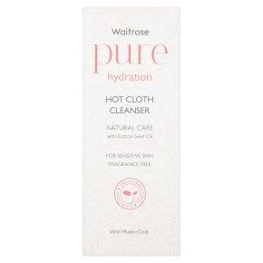 Waitrose Pure Hydration Hot Cloth