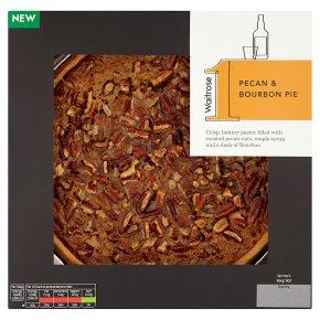 Waitrose 1 Pecan & Bourbon pie