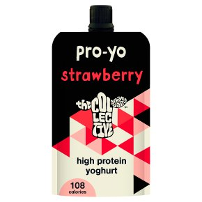 The Collective Strawberry Pro-yo High Protein Yoghurt