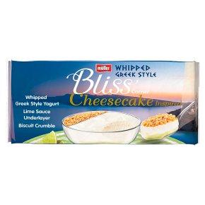 Muller Bliss Corner Cheesecake Lime
