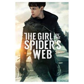 UCA THE GIRL IN THE SPIDER'S WEB