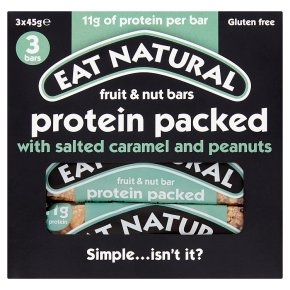 Eat Natural Protein Packed Salted Caramel