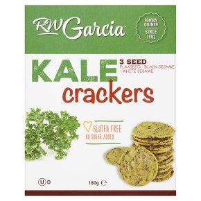 RW Garcia 3 seed Kale Crackers