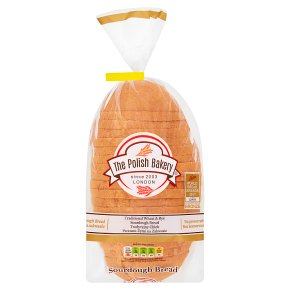 The Polish Bakery half-rye half-wheat bread