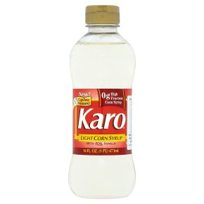 Karo light corn syrup original