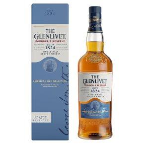 The Glenlivet Single Malt Scotch Whisky
