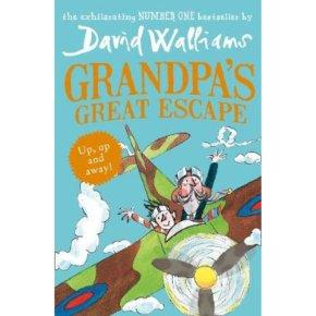 Grandpa's Great Escape David Walliams