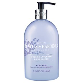 B&H English Lavender Hand Wash