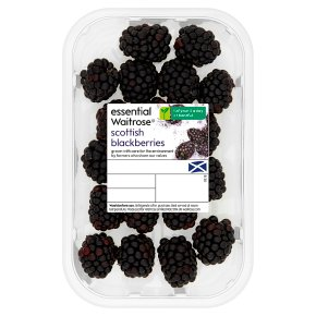 Scottish Blackberries
