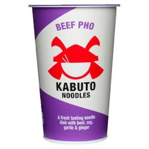 Kabuto Noodles beef pho pot