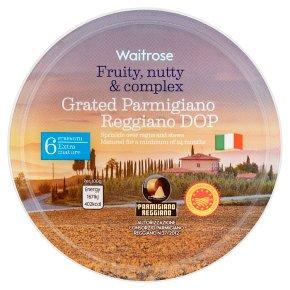 Waitrose Parmigiano Reggiano Grated Cheese