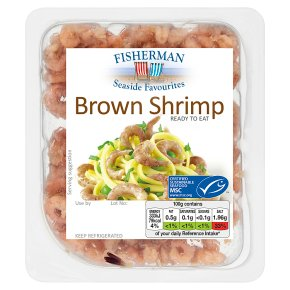 Fisherman Brown Shrimp