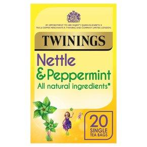 Twinings peppermint & nettle 20 tea bags