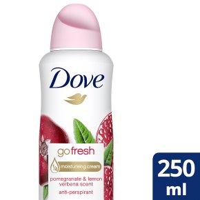 Dove Pomegranate Anti-Perspirant