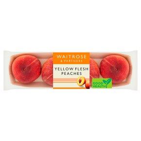 Waitrose Scrumptiously Sweet Peaches